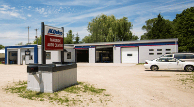 Parkside Auto Center | 420 Park Ave, Fredonia WI 53021
